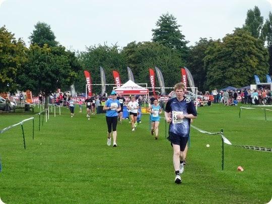 Run - Barony Park