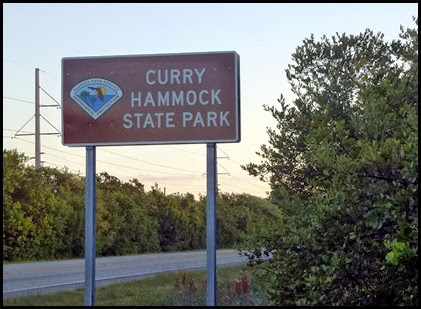 01 - Curry Hammock Sign