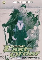 P00014 - Gunnm Last Order Tomo #14