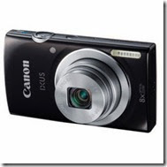 Amazon: Buy Canon Digital IXUS145 16MP Camera with case at Rs.4738 only