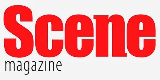 Scene logo web