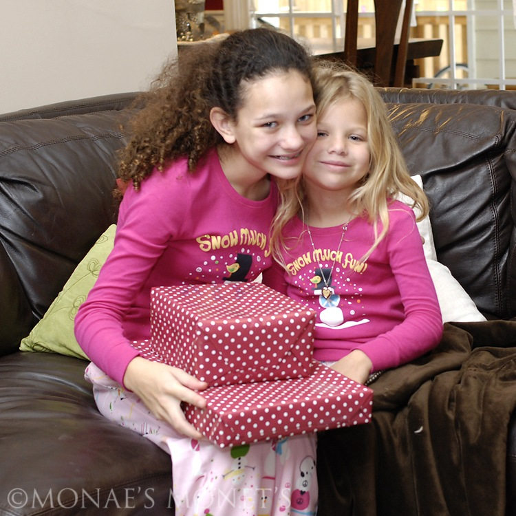 Brianna with Erika blog