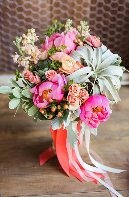 Peony-Wedding-Bouquets-Lauren-Tim-Fair Belovely Floral & Event Design