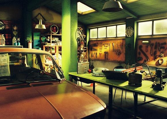 Skol - Garagem