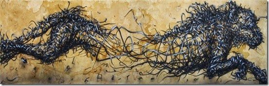 daleast-adrenaline-sacrylic-on-canvas120x30cm2012