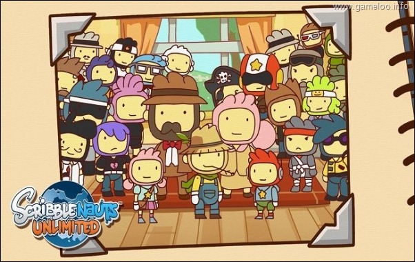 Scribblenauts Unlimited - SKIDROW