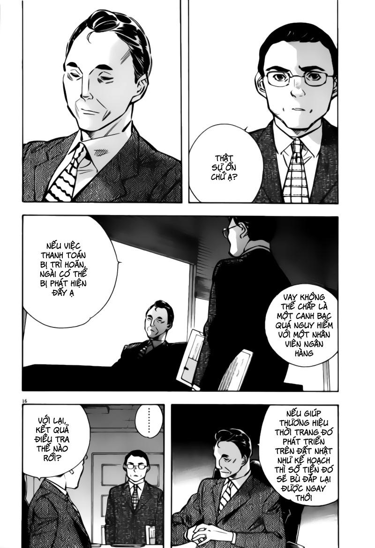 Shin Kurosagi - Con Diệc Đen 2 chap 197 - Trang 16