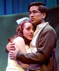 Luisa and Matt - Embrace