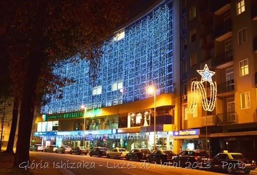 Glória Ishizaka - Luzes de Natal 2013 - Porto  12  Rotunda da Boa Vista