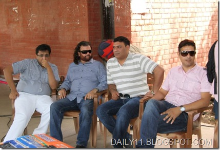 hans raj hans at the seta of yaar anmulle