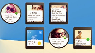 Android Wear MobileSpoon