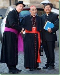Fake bishop