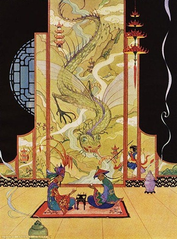 arabian_nights_008 Virginia Frances Sterrett