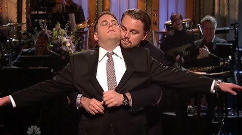 La divertida parodia de Titanic protagonizada por Leonardo DiCaprio