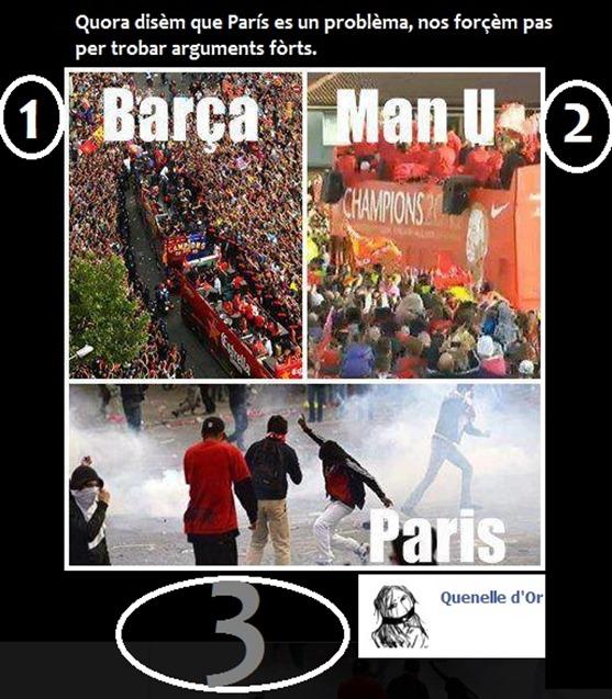 Paris es un problèma