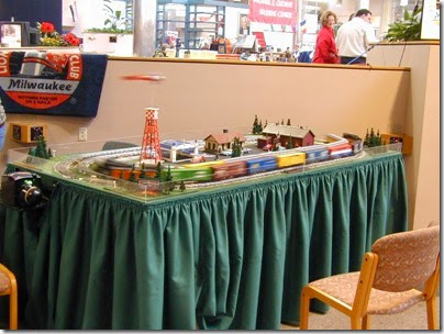 Lionel Railroad Club of Milwaukee at TrainTime 2001