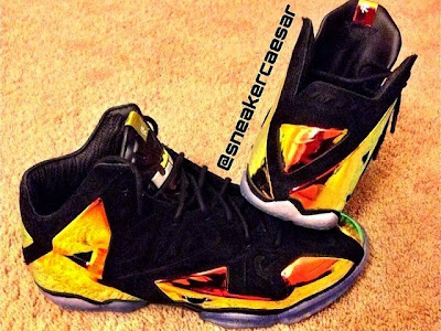 nike lebron 11 nsw sportswear ext colorways 1 02 LeBron XI EXT Collection by Nike Sportswear   New Images