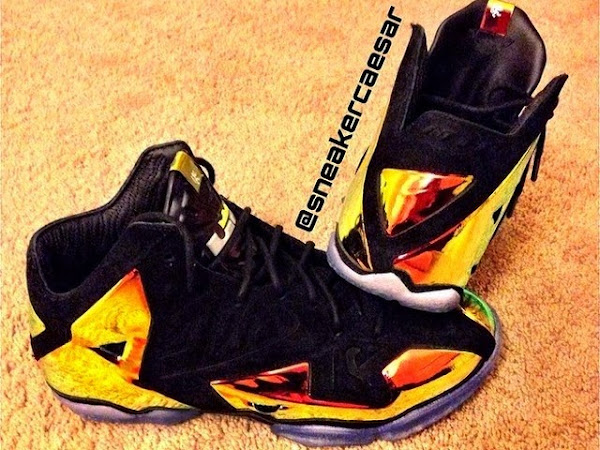 LeBron XI EXT Collection by Nike Sportswear 8211 New Images