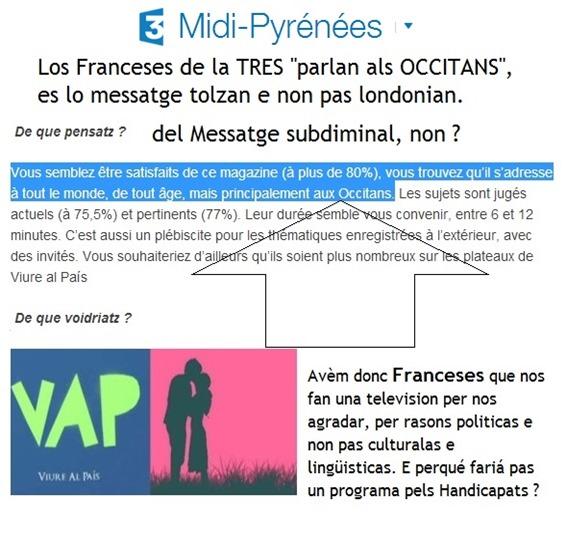 Los Occitans pels Occitans France 3