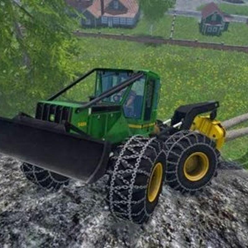Farming simulator 2015 - John Deere 548H v 1.0