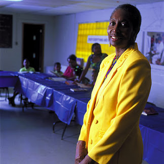 Beatrice Clark Shelby, Boys, Girls, Adults Community Development Center (BGACDC); Photo by Sean Moorman