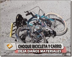 06 IMAGENES CHOQUE CARRO Y BICICLETA - DAÑOS MATERIALES.mp4_000003280