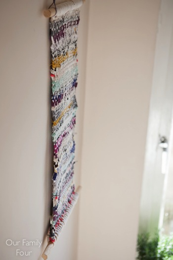 Fabric Woven Wall Hanging 13