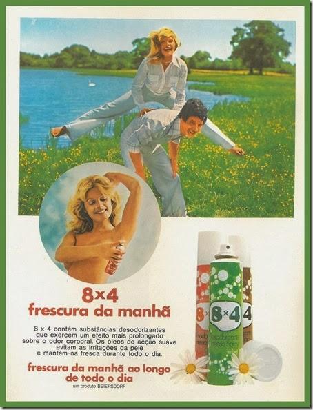 8x4 frescura da manha