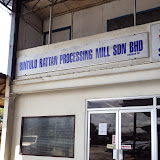 写真3::Kampong Baruにあるラタン工場