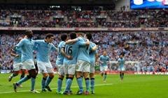 Hasik Chelsea vs Manchester City,