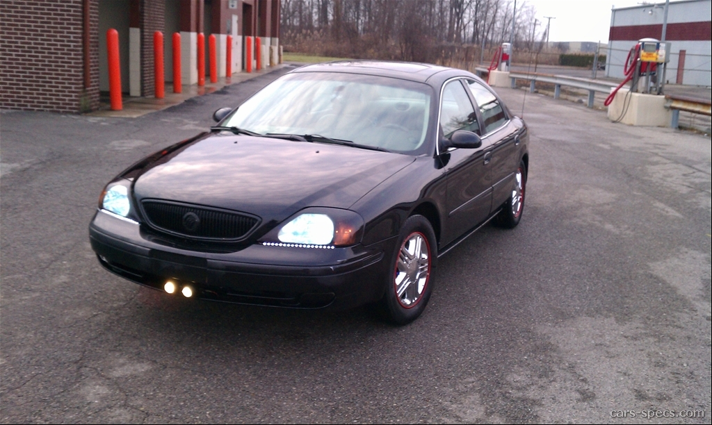 2003 mercury sable sedan specifications pictures prices. Black Bedroom Furniture Sets. Home Design Ideas