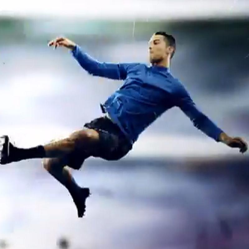 Nike: Mercurial Superfly CR7