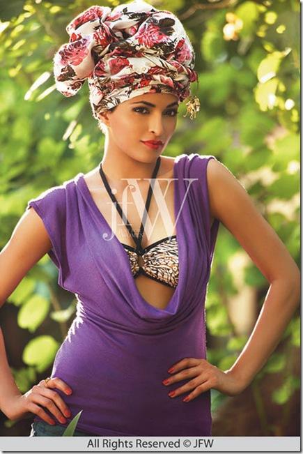 Parvathy Omanakuttan Latest Hot Photoshoot for JFW Magazine