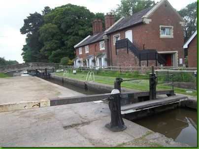 013  Tyrley Top Lock