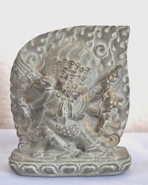 Stone Staute of Bhairab