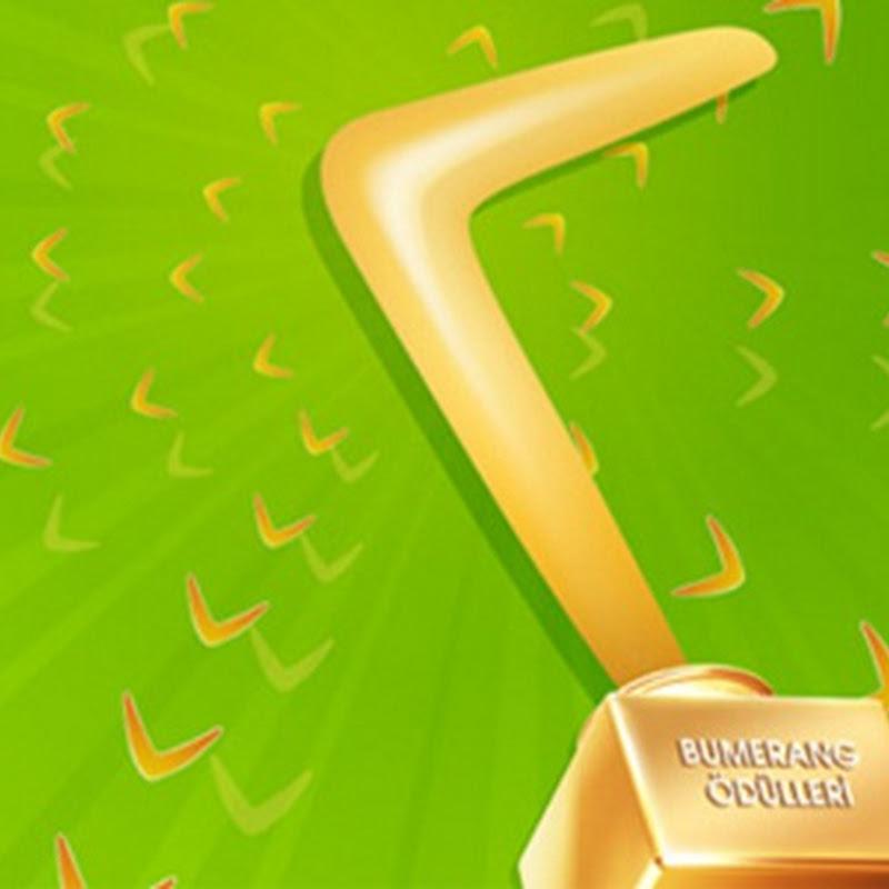 Bumerang Web Sitesi ve Blog Ödülleri Başlıyor!