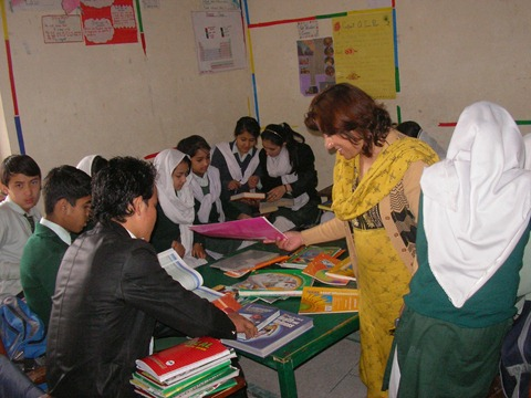 Rotary Books for the World_Hashoo Foundation Distribution (3)