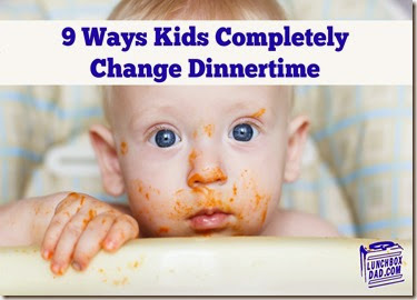 9 ways mealtime changes