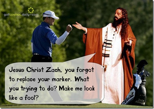 jesus and zach johnson