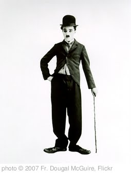 'Charlie Chaplin' photo (c) 2007, Fr. Dougal McGuire - license: http://creativecommons.org/licenses/by-sa/2.0/