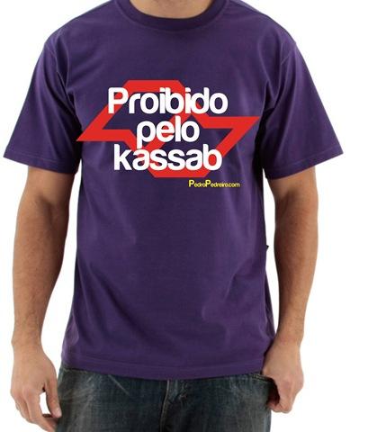 proibido pelo kassab