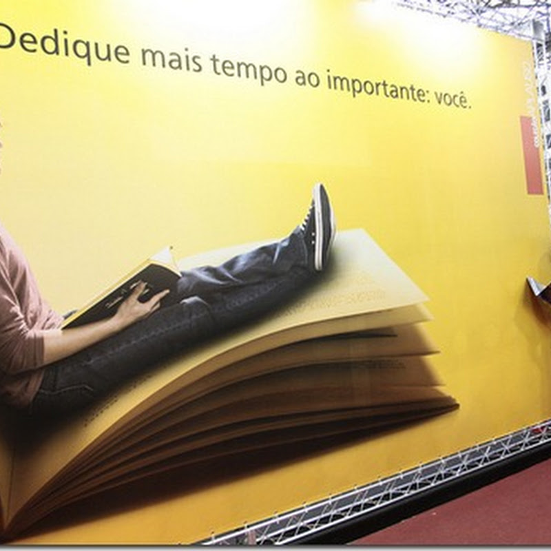Livros transformam o mundo,livros transformam pessoas