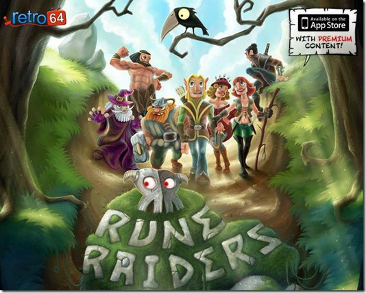 rune raiders free web game
