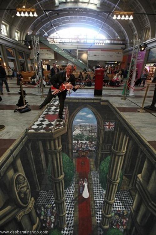 arte 3d de rua perspectiva desbaratinando  (23)