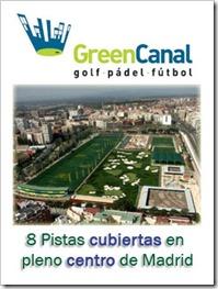 Green Canal Escuela Pádel