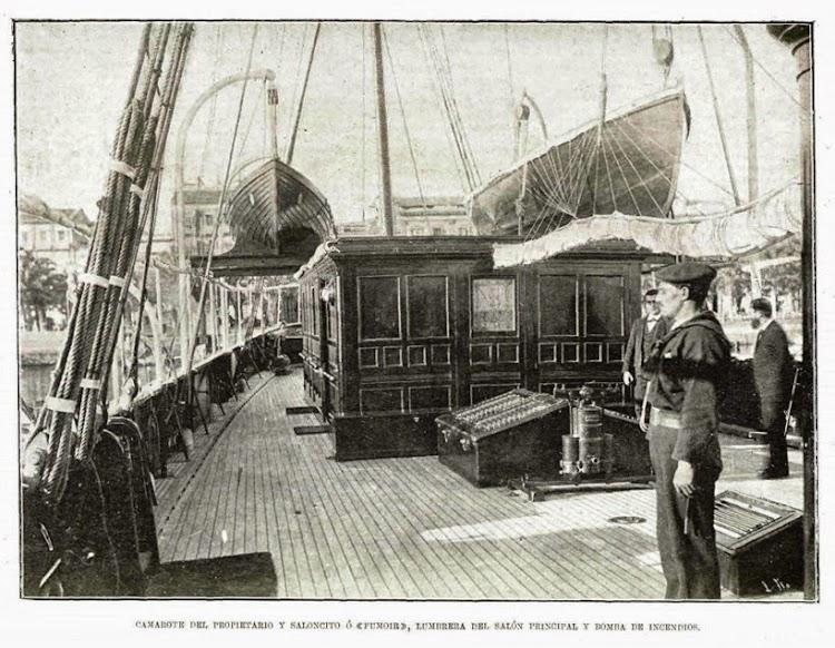 Foto de la revista La Ilustración Española y Americana. Año XLI. Num. II. 15 de Enero de 1897.jpg