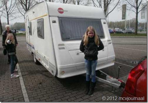 Dacia Sandero Stepway met Caravan 01