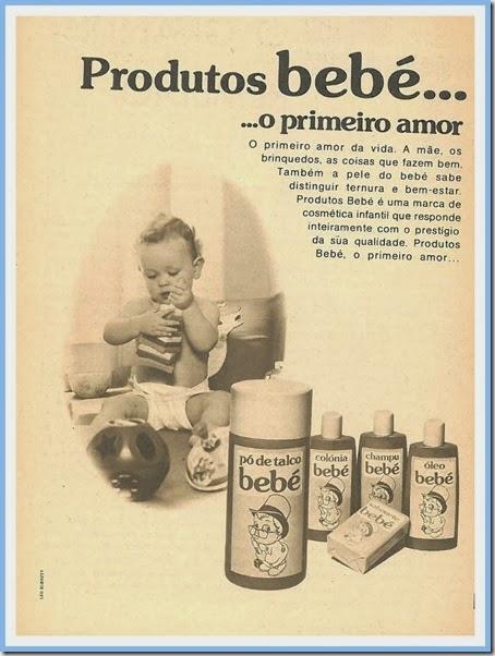 produtos bebe leo burnett