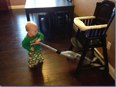 blade vacuum
