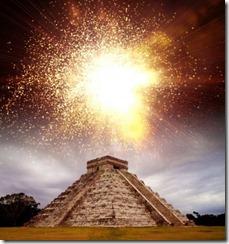 profecia maia fim do mundo - Apocalipse Em Tempo Real